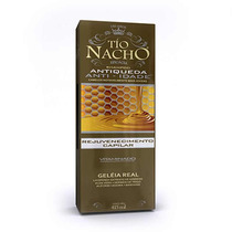 Shampoo Tio Nacho Antiqueda E Anti-idade Com 415 Ml