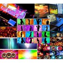 Videos Imagens Loops P/proj Telão Painel Led Frete Gratis
