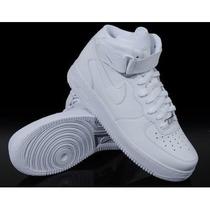 Tênis Bota Nike Air Force Cano Alto Masculino E Femininoo
