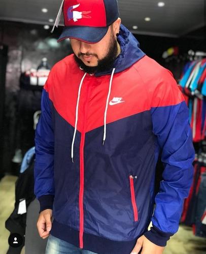 6b46ad2966b Jaqueta Corta Vento Masculina Nike