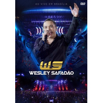 Dvd Wesley Safadao - Ao Vivo Em Brasilia 2015 (990409)