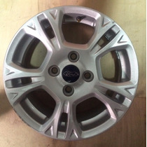 Roda Ford New Fiesta Aro 15 Original !!!
