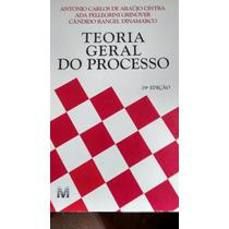 Livro Teoria Geral Do Processo 19° Edição