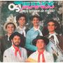 Lp (005) Gaúcha - Os Tiranos - Nos Tempos De Rodeio