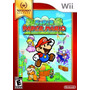 Jogo Nintendo Wii Super Paper Mario -  Semi Novo