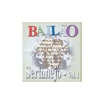 Bailão Sertanejo Vol 1 (gian & Giovani/gino & Geno) Cd