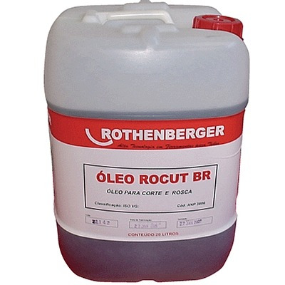 Óleo Rocut Para Corte De Rosqueadeir - Rothenberger