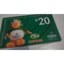 Cartão Telefônico Pré-pago Oi Fala Tchê