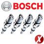 Jogo Vela Ignição Bosch Sp07 Fiat Palio 1.0 61cv Alcool 2001