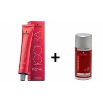 Tintura Igora 10-0 + Oxidante 20 Vol. 60ml