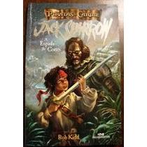 Livro Jack Sparrow Piratas Do Caribe Nº04 Em Otimo Estado