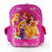 Mochila Escolar Disney, Princesa Rapunzel - 615079
