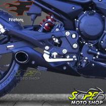 Escape / Ponteira Firetong Willy Made Em Inox - Xj 6 Yamaha