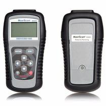 Scanner Automotivo Leitor De Codigos Odbii Abs Autel Ms609