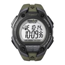 Relógio Masculino Timex Ironman 30 Lap T5k418wkl/tn - Verde