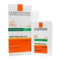 Protetor Solar Anthelios Ac Antioleoside Fps 40 50ml Laroche