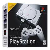 Playstation One Classic Edition Mini Original Lacrado