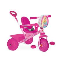 Triciclo Bandeirantes Menina Brinquedo