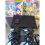 Playstation 2 Slim Destravado  2 Controles memory Card  jogo