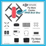 Drone Dji Spark Combo Fly More A Vista 2500