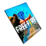 Free Fire Garena Freefire 841 Diamantes Recarga Ppc