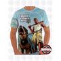 Camiseta Game Grand Theft Auto V Gta V Adulto Frete Grátis