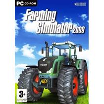 Farming Simulator 2009 - Simulador De Fazenda - Jogo Pc