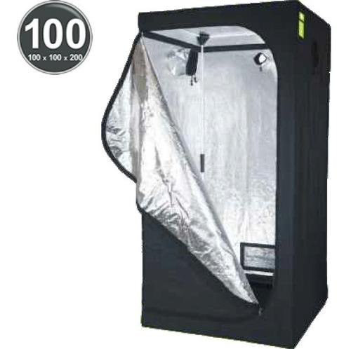 Estufa Basic 100 (100x100x200cm) Grow Cabine De Cultivo