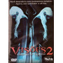 Visões2 A Vingança Dos Fantasmasterror Dvd Orig Novo Lacrado