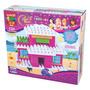 Brinquedos Para Meninas Casa De Praia 146 Pçs. Grd.