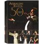 Dvd Agnaldo Rayol 50 Anos Depois 2008 Original Novo Lacrado