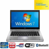Notebook Hp Core I5 4gb 500gb Win 7 Pro Hdmi Garantia