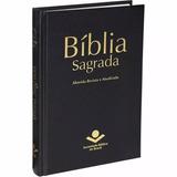 Bíblia Almeida Revista E Atualizada Capa Dura Evangelismo