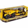 Caminhão Reboque C/ Trator Cat Mini Mover Trailer Team - Dtc