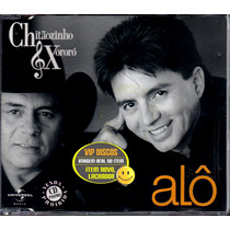 Chitãozinho E Xororó Cd Single Alô - Raro