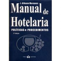 Livro Manual De Hotelaria