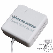 Fonte Carregador Notebook Apple Mac Macbook 16.5v 3.65a 60w