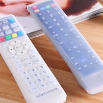 Capa Protetor De Silicone Controle Tv Receiver Dvd Blu-ray
