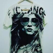 Camisa Masculina Armani Exchange Sem Juros Modelos 2016