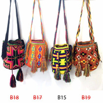 Bolsa Feminina Wayuu Nova Tendência De Moda