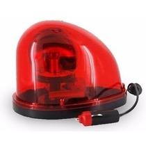 Giroflex Vermelho Lâmpada De 10w 12v!!!