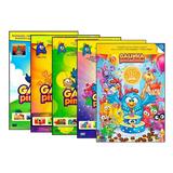 Box Galinha Pintadinha 1 2 3 4 5 - Coleção Infantil