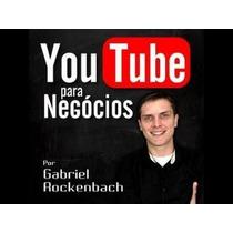Curso Completo Youtube Para Negócios Original + Brinde