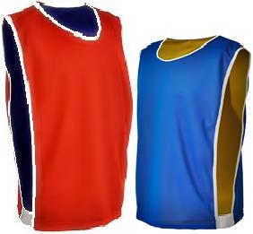 12 Coletes Futebol Dupla Face Duas Cores Azul  24fc938045a79