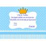 40 Convites De Aniversário Personalizados Com O Tema 10,00