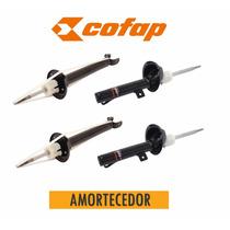 Kit Suspensão Ford Ka 97 98 99 2000 2001 4 Amortecedor Cofap