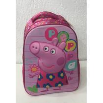 Mochila M Peppa Pig 5243