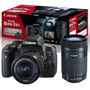 Canon Rebel T6i Premium Kit C  18 55mm   55 250mm