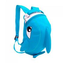 Mochilas Divertidas Tubarão 3562 - Dican