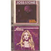 2 Cd´s Joss Stone - Mind Body / Soul Session ( Emi )